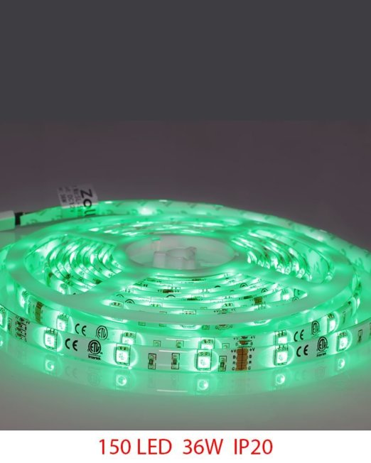 LED STRIPS Indoor Applications