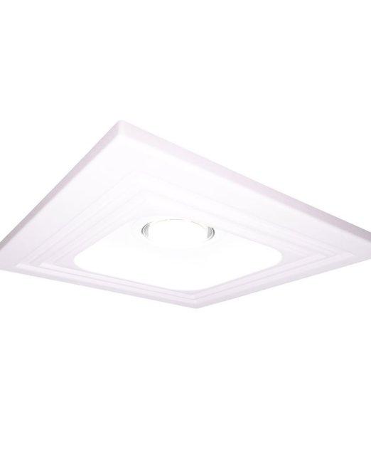2x2 Bulb Troffer Luminaire