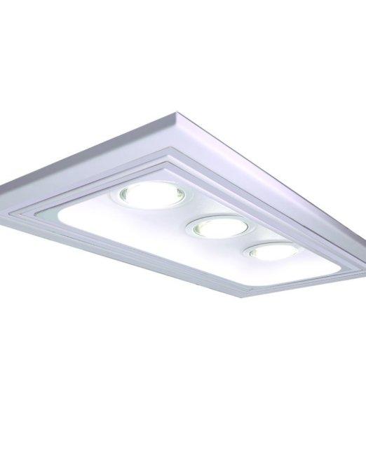 2x4 Bulb Troffer Luminaire